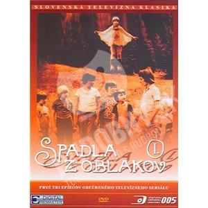 VAR - Spadla z oblakov I., epizódy 1-3 DVD od 7,25 €