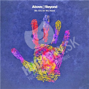 Above & Beyond - We Are All We Need od 19,25 €