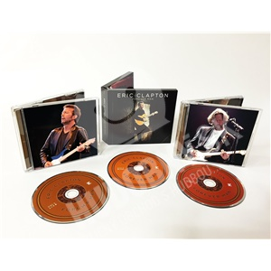 Eric Clapton - Forever Man (Deluxe Edition) od 20,06 €