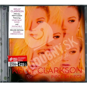 Kelly Clarkson - Piece By Piece (Deluxe Edition) od 20,26 €