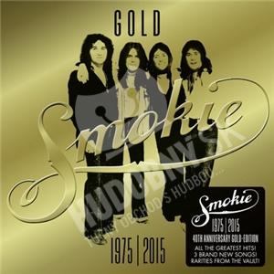 Smokie - Gold Smokie Greatest Hits 1975-2015 (40th Anniversary Gold Edition) od 22,29 €