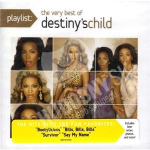 Destiny's Child - Playlist - The Very Best Of od 8,49 €