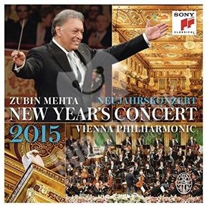 Wiener Philharmoniker, Zubin Mehta - New Year's Concert 2015 od 20,26 €