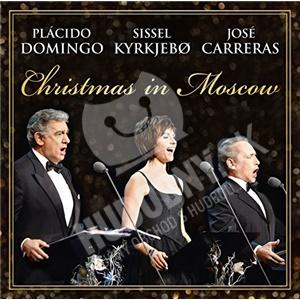 José Carreras, Plácido Domingo, Sissel - Christmas In Moscow od 15,99 €