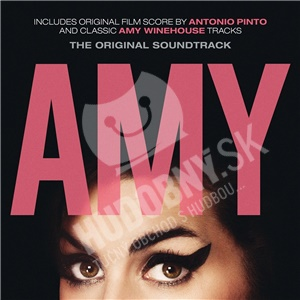 Amy Winehouse, Antonio Pinto - Amy (The Original Soundtrack) od 12,99 €