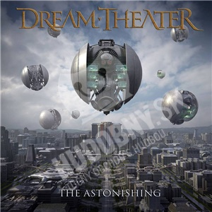 Dream Theater - The Astonishing od 21,99 €