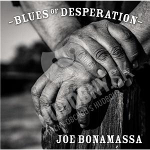 Joe Bonamassa - Blues Of Desperation od 19,99 €