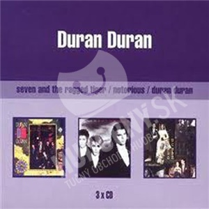 DURAN DURAN - NOTORIOUS/7 & THE RAGGED T od 0 €