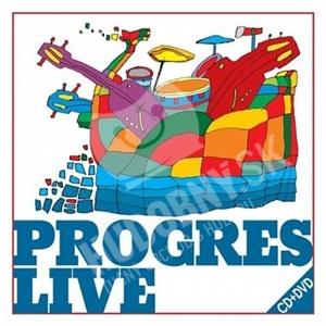 Progres #2 - Live CD+DVD od 10,39 €