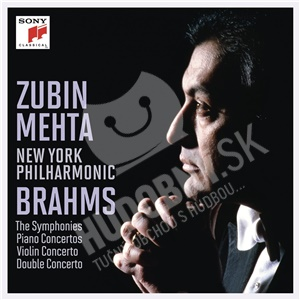 Zubin Mehta - Zubin Mehta Conducts Brahms od 28,97 €
