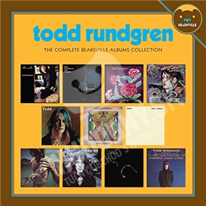 Todd Rundgren - The Complete Bearsville Albums Collection od 46,07 €