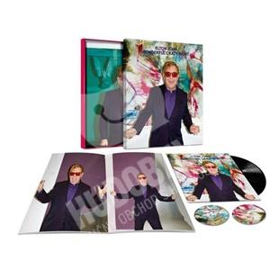 Elton John - Wonderful Crazy Night (Box) od 68,87 €