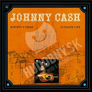 Johnny Cash - Koncert V Praze (In Prague Live) od 13,29 €