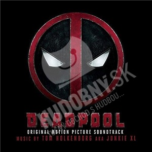 OST, Junkie XL - Deadpool (Original Motion Picture Soundtrack) od 13,77 €