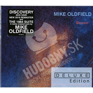 Mike Oldfield - Discovery (Deluxe Edition - 2016 Remastered) od 19,98 €