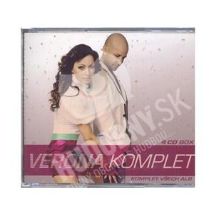 Verona - Komplet Box 4CD od 7,73 €