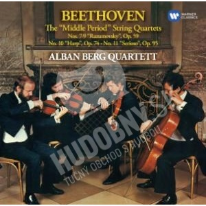 Beethoven's three musical periods: 'heroic' middle period