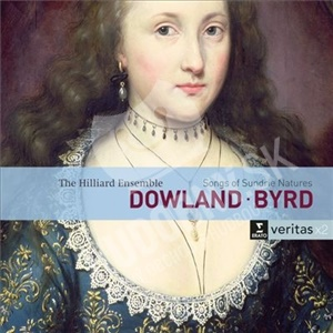 The Hilliard Ensemble - Dowland, Byrd - Songs of Sundrie Natures od 9,97 €