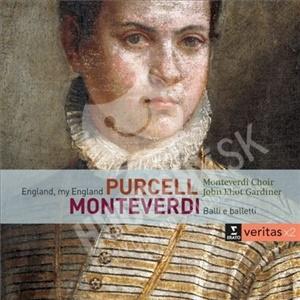 John Eliot Gardiner, The Monteverdi Choir - Purcell, Monteverdi - England, My England od 10,49 €