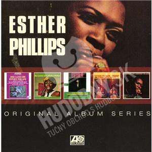 Esther Phillips - Original Album Series od 17,57 €