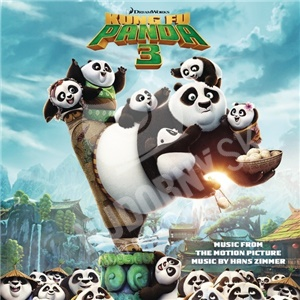 OST, Hans Zimmer - Kung Fu Panda 3 (Music From The Motion Picture) od 13,29 €