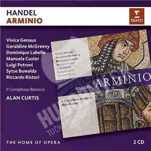 Alan Curtis, Il Complesso Barocco - Georg Friedrich Händel - Arminio od 17,09 €