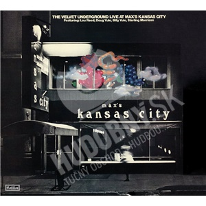 The Velvet Underground - Live at Max's Kansas City (Reloaded 45th Anniversary Edition) od 15,67 €