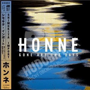 Honne - Gone Are The Days od 7,59 €
