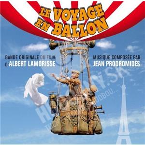OST, Jean Prodromides - Le Voyage en Ballon (Original Soundtrack) od 11,87 €