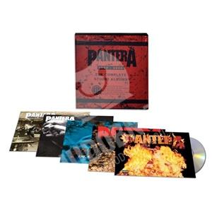 Pantera - The Complete Studio Albums 1990-2000 od 29,99 €