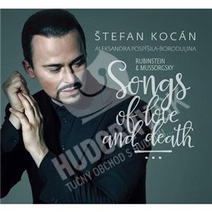 Štefan Kocán, Aleksandra Pospíšila-Borodulina - Songs Of Love And Death od 14,24 €