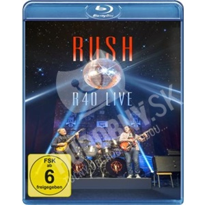 Rush - R40 Live (Special BRD Edition) od 39,99 €