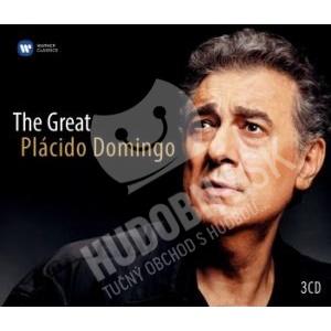 Plácido Domingo - The Great Plácido Domingo od 14,49 €
