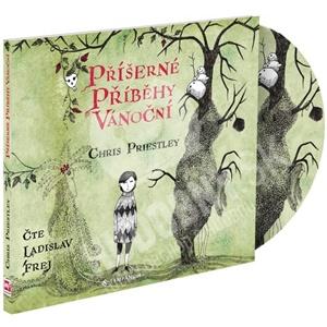 Ladislav Frej - Chris Priestley - Příšerné příběhy vánoční (audiokniha) od 9,97 €