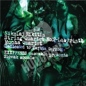 Nikolaj Nikitin - Slovak sounds od 9,49 €