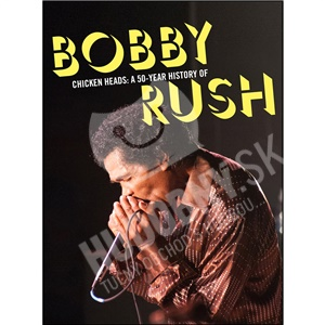 Bobby Rush - Chicken Heads - A 50-Year History Of Bobby Rush od 51,77 €