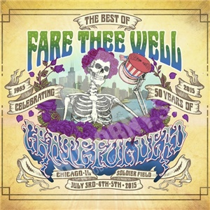The Grateful Dead - The Best Of Fare Thee Well od 17,57 €