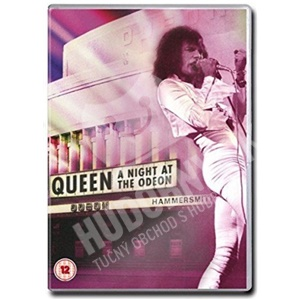 Queen - A Night at the Odeon (Deluxe DVD Edition) od 29,44 €
