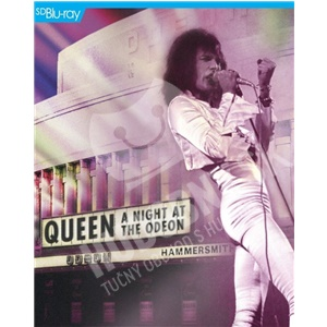 Queen - A Night at the Odeon (Deluxe BRD Edition) od 31,34 €