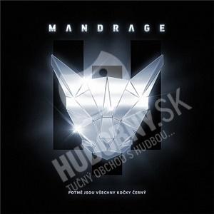 Mandrage - Potmě jsou všechny kočky černý (CD+DVD) od 13,29 €