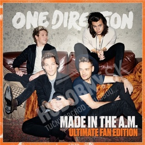 One Direction - Made In The A.M. (Ultimate Fan Edition) od 49,87 €