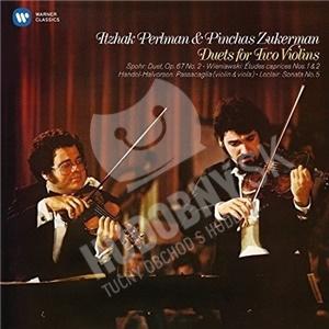 Itzhak Perlman, Pinchas Zukerman - Duets For Two Violins od 8,49 €