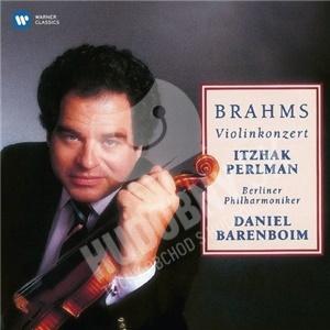 Itzhak Perlman, Berliner Philharmoniker, Daniel Barenboim - Brahms - Violin Concerto od 7,59 €