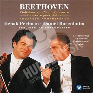 Itzhak Perlman, Berliner Philharmoniker, Daniel Barenboim - Beethoven - Violin Concerto & 2 Romances od 7,59 €