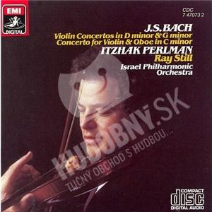 Itzhak Perlman, Israel Philharmonic Orchestra - Bach - Violin Concertos in D Minor & G Minor od 7,59 €