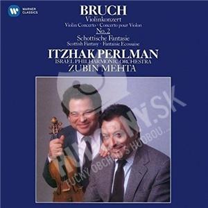Bruch - Violin Concerto No. 2 & Scottish Fantasy