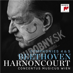 Nikolaus Harnoncourt, Concentus Musicus Wien - Beethoven - Symphonies Nos. 4 & 5 od 13,89 €