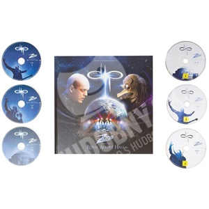 Devin Townsend Project - Ziltoid Live At The Royal Albert Hall (Limited Deluxe Edition) od 56,04 €