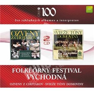 VAR - Folklórny festival Východná - Ozveny z chotárov & Svieže tóny domoviny od 9,19 €