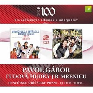 VAR - Pavol Gábor - Ľudová hudba Jána Berkyho-Mrenicu od 7,60 €